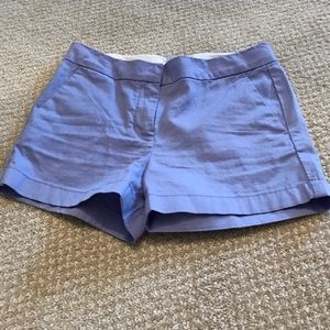 Purple girls shorts